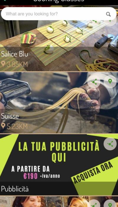 Campagna pubblicitaria Bellagio Travel Guide