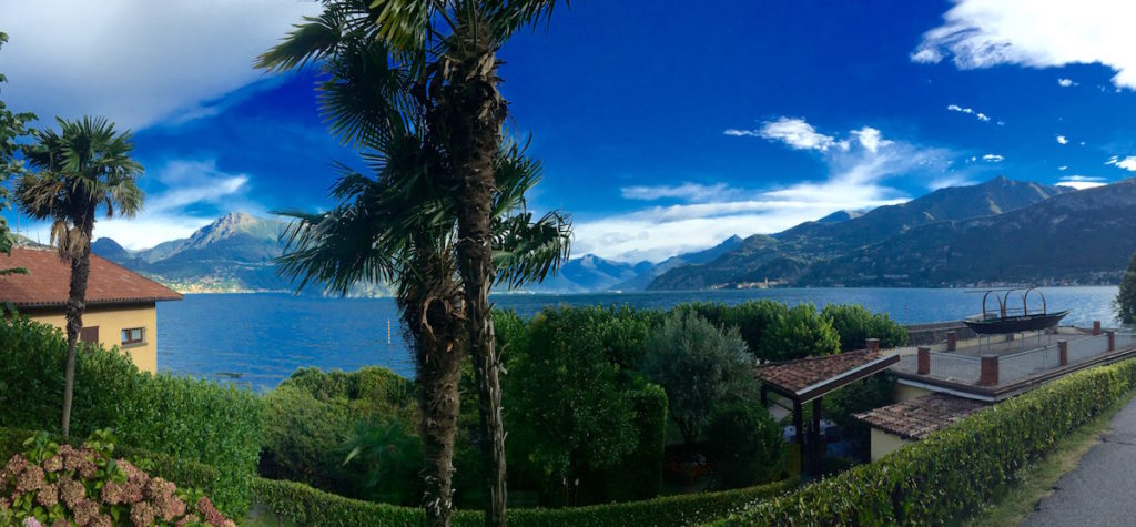 24 hours in Bellagio Italy