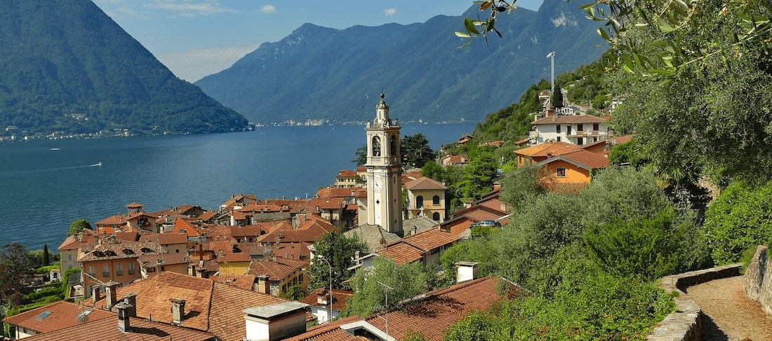 Greenway of Lake Como
