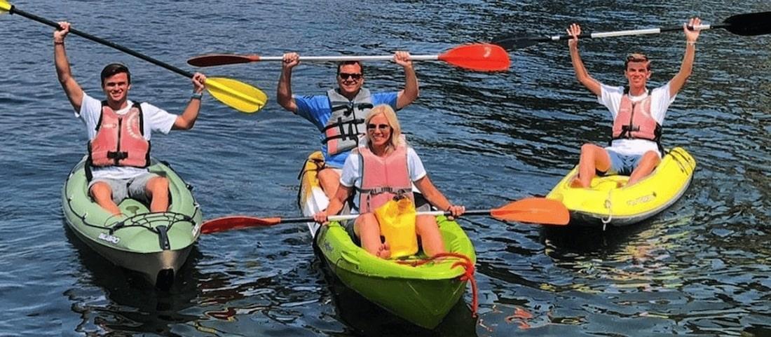 Nautica Varenna – kayak and sup