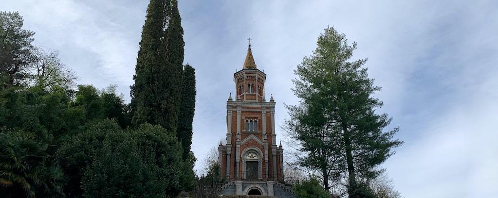 Mausoleo dedicato a Giacomo Poldi Pezzoli