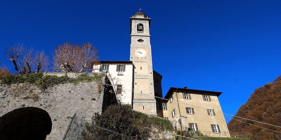 Sacro Monte of Ossuccio
