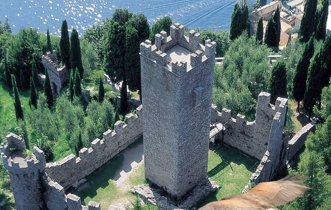 Vezio Castle