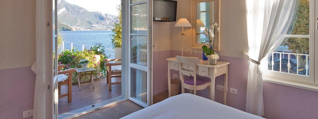 Hotel Villa Aurora Lezzeno